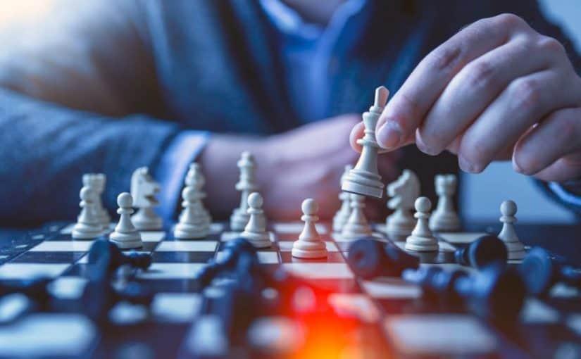 Kilpaileminen ja pelaaminen sijoittamisen tukena