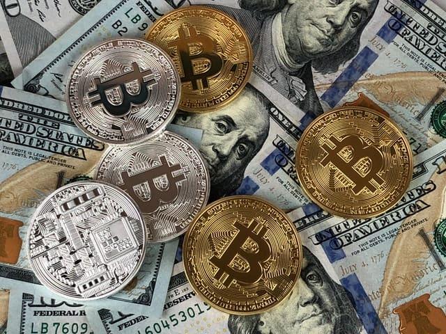 Bitcoin valtaa alaa