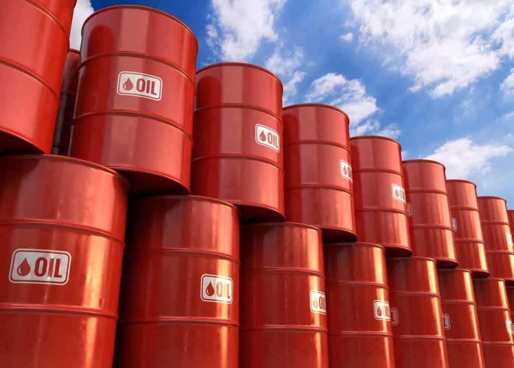Sjoita öljyyn