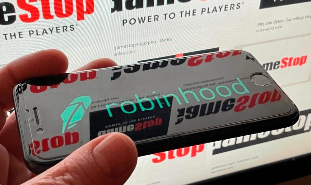 Robinhoodilla oli ongelma, kun jaetun pelipelin arvo nousi.