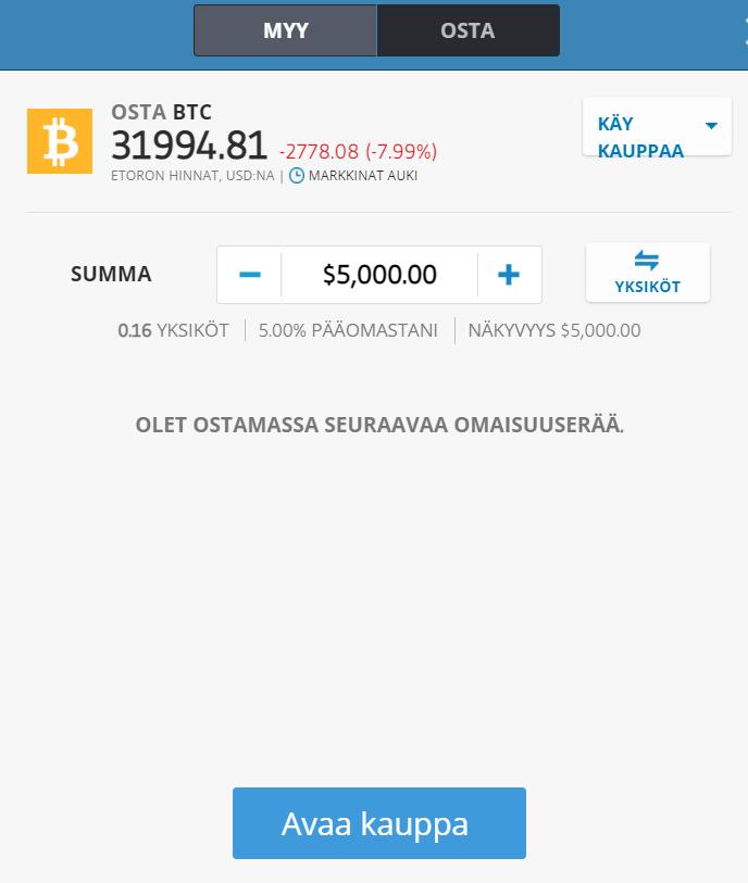 Osta Bitcoin päälle Paras Kryptovaluutan Välittäjä