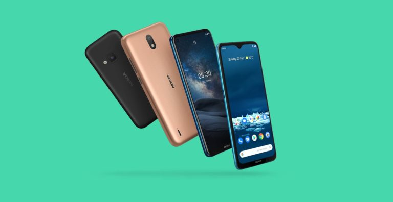 Nokia-puhelimet