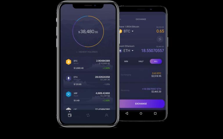 Bitcoin wallet mobile
