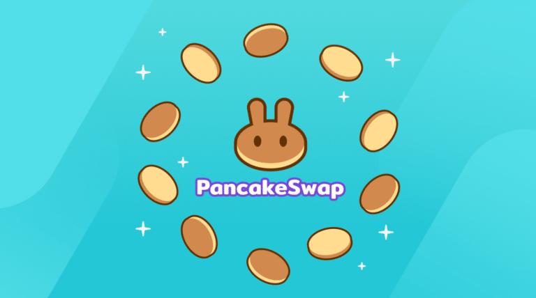 PancakeSwap kurssi logo