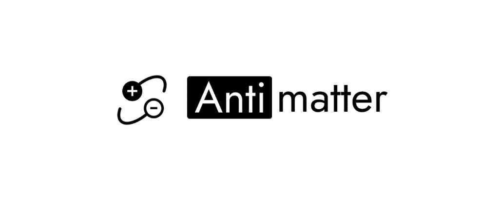 Antimatter kurssi logo