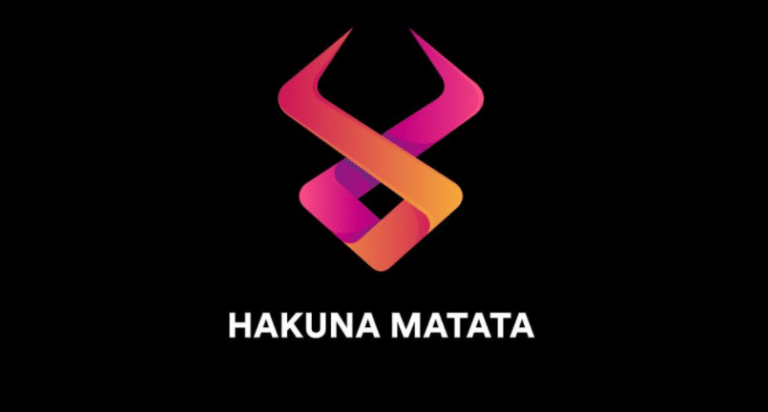 Hakunamatata kurssi logo