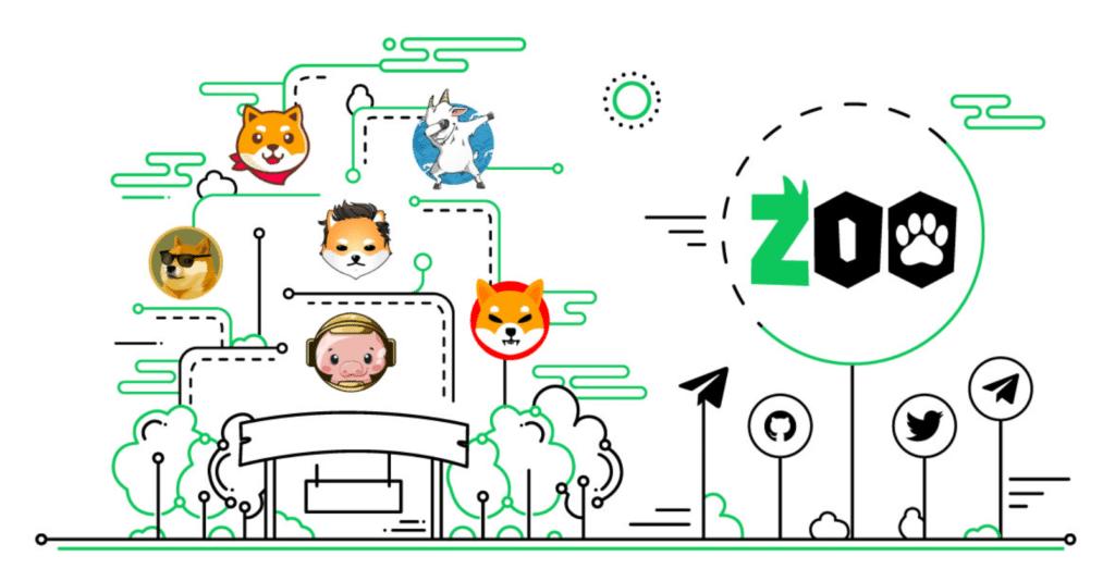 ZooTokenilla on kaikki eläimet kryptovaluuttoja.