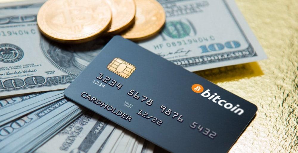 Bitcoin luottokortti