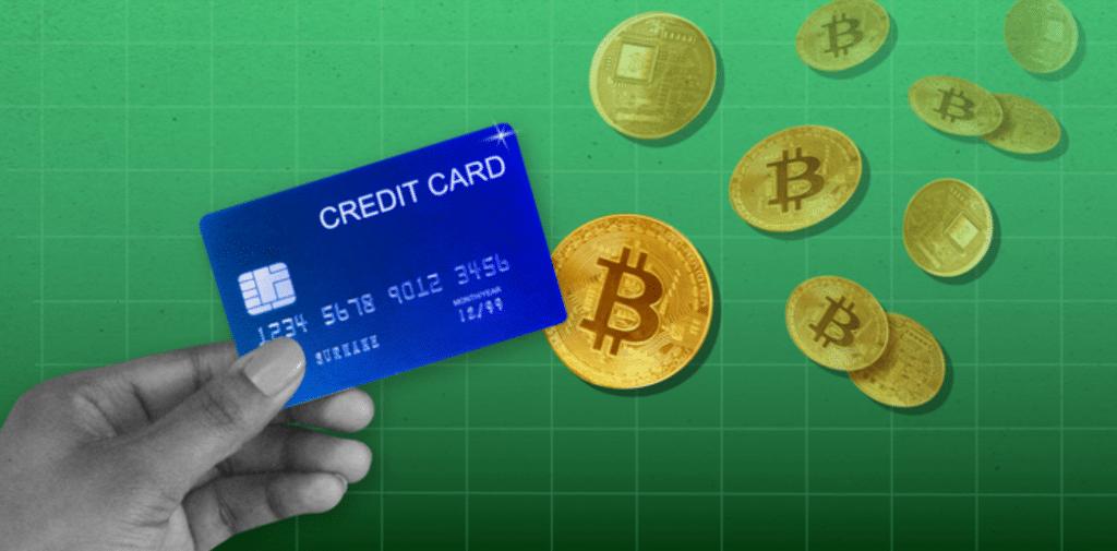 Krypto luottokortti